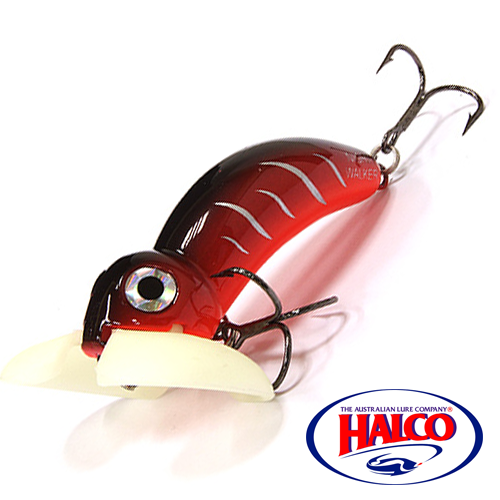Night Walker Nano Воблер Halco Night Crawler Nano 3,5gr #R18