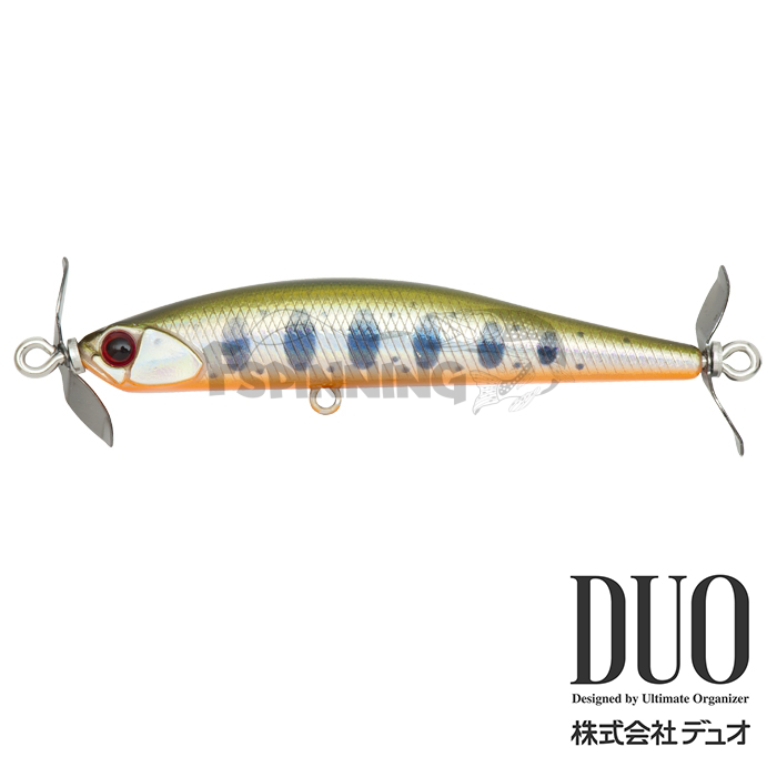 Воблер DUO Realis Spinbait 60 4,5gr #N568