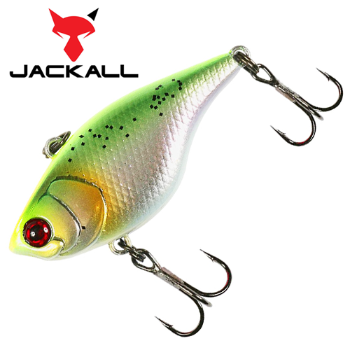 Jackall Chubby Vibration 4,8gr #visible trout
