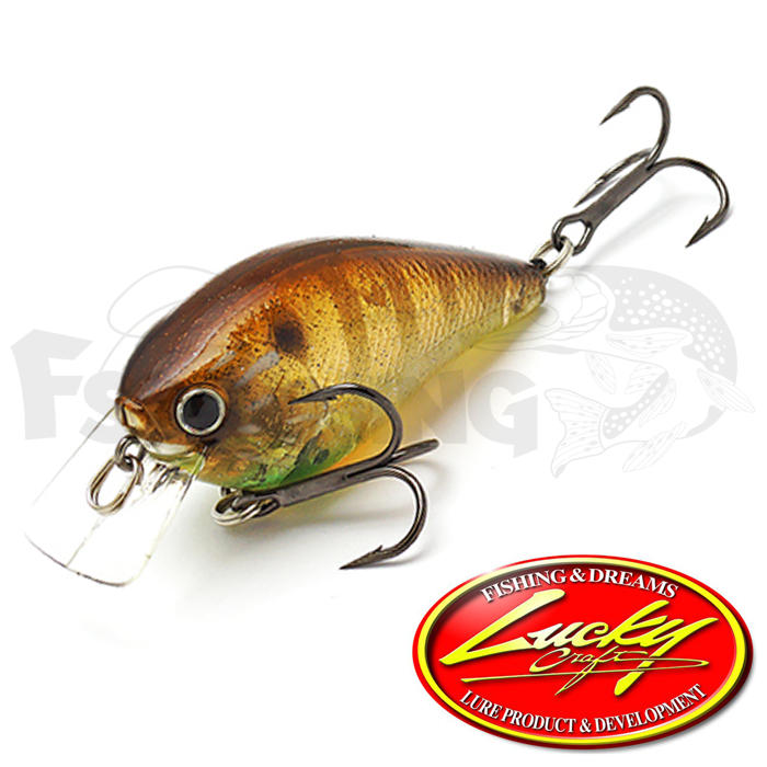 LC 1.5DRS Воблер Lucky Craft LC 1.5DRS 12gr #176 Flake Flake Striped Gill