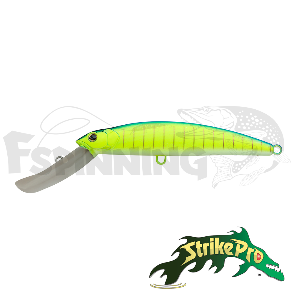 Musky Monster Deep 200CL MG-007CL Воблер Strike Pro Musky Monster Deep 200CL 118gr MG-007CL #597S