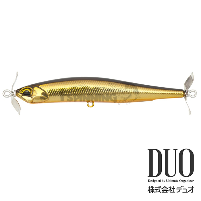 Воблер DUO Realis Spinbait 80 9,4gr #R54