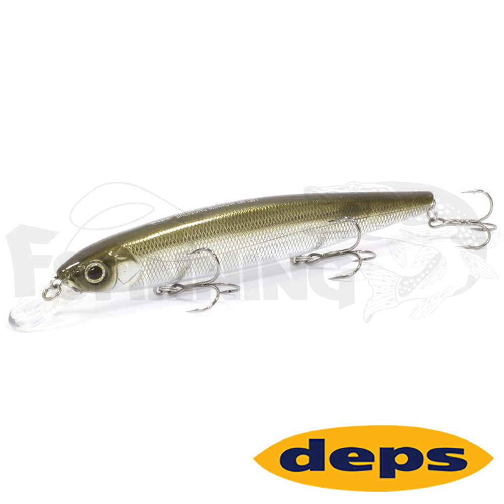 Balisong Minnow 130SP Воблер DEPS Balisong Minnow 130SP #09H