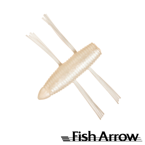 AirBag Bug 2'' Мягкие приманки Fish Arrow AirBag Bug 2'' #10 Pearl/White (6 шт в уп)