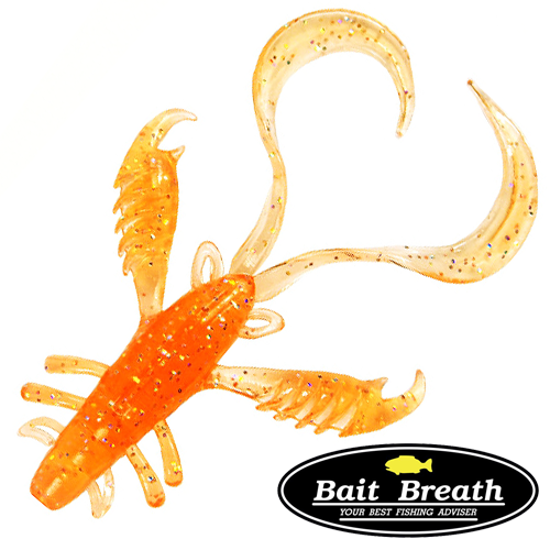 Мягкие приманки Bait Breath Virtual Craw 3,6'' #S353 (8шт в уп)