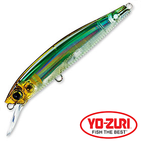 3DB Minnow 90F R1102 Воблер Yo-Zuri 3DB Minnow 90F 9,5gr R1102-PAY