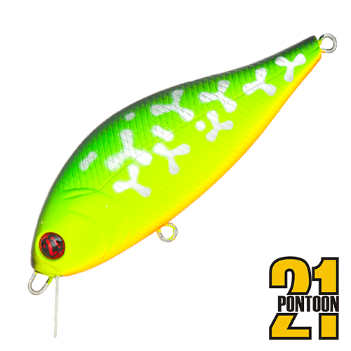 Воблер Pontoon21 Bet-A-Shad 75SP-SR 13,2gr #070