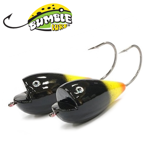 Глиссер Bumble Lure Killer Frog KF-15HT Hot Tail 15гр