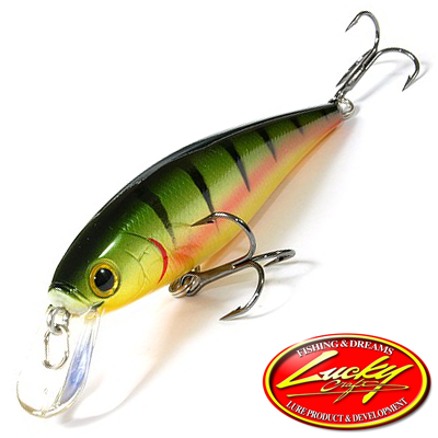 Pointer 78 Воблер Lucky Craft Pointer 78 9,2gr #807 Northern Yellow Perch