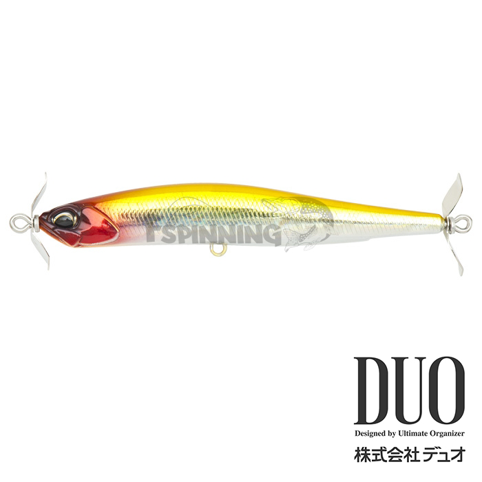 Воблер DUO Realis Spinbait 80 9,4gr #D33