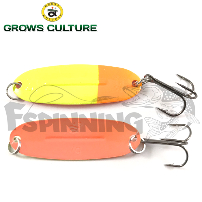 Блесна колебалка Grows Culture Jig Killer UV 7gr/57mm #047A
