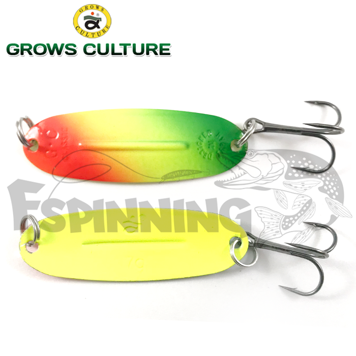 Блесна колебалка Grows Culture Jig Killer 7gr/57mm #016A