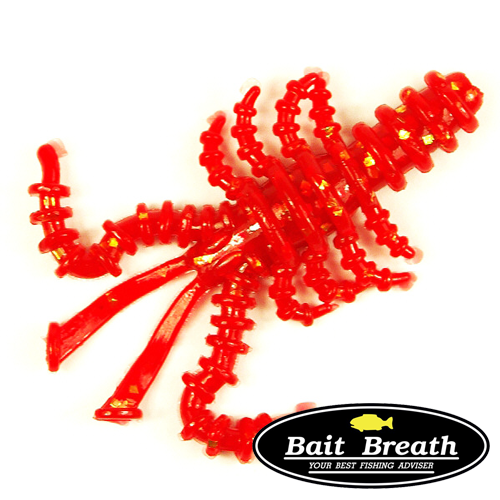Мягкие приманки Bait Breath Saltwater Mosya 1,5'' #S117 (14шт в уп)