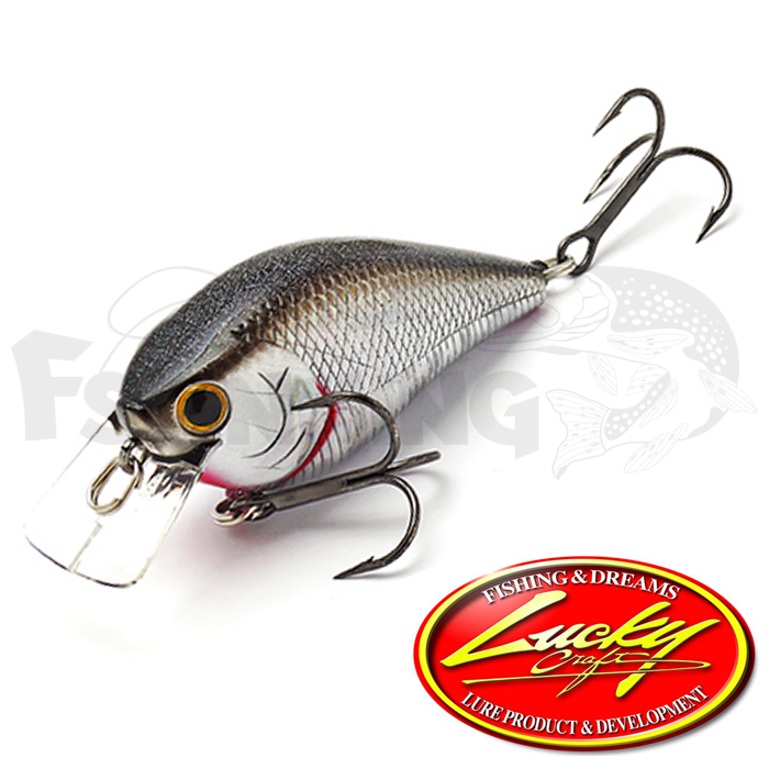 LC 1.5DRS Воблер Lucky Craft LC 1.5DRS 12gr #419 BP Golden Shiner