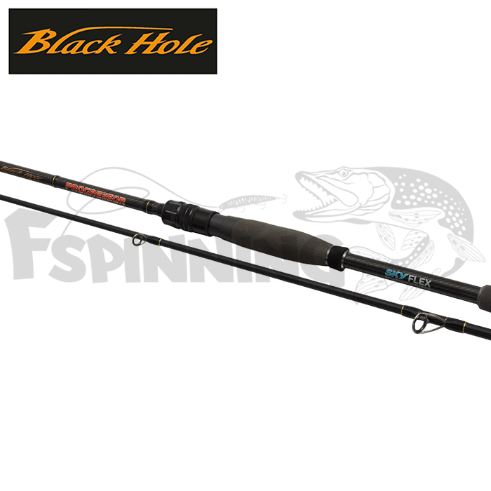 Progressor Спиннинг Black Hole Progressor 2.44m/20-60gr PRS-802H