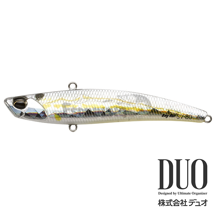 Воблер DUO Bay Ruf SV-80 15,0gr #AKA0018