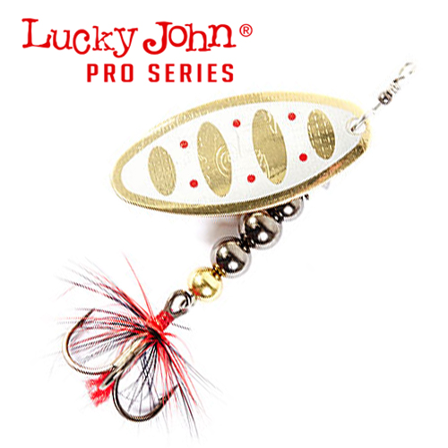 Lucky John Shelt Blade Tungsten Body 03 #002 15,0gr