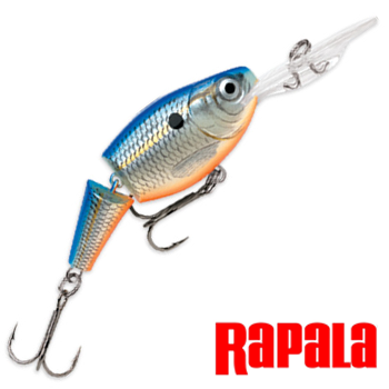 Jointed Shad Rap #JSR07-BSD