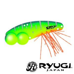 Ebi Metal Jr 24gr Колебалки Ryugi Ebi Metal Jr 24gr #13