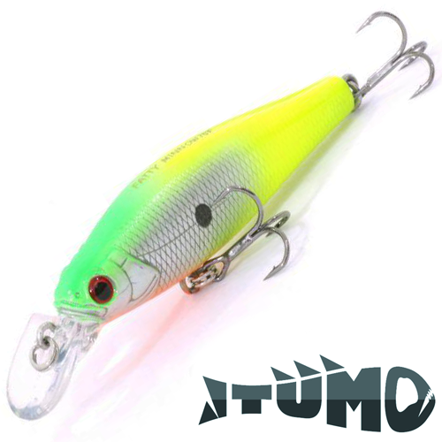 Воблер Itumo Fatty Minnow 90SP 15,8gr #26