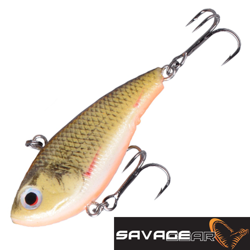 TPE Soft Vibes 66S Воблер Savage Gear TPE Soft Vibes 66S 22gr #03-Rudd