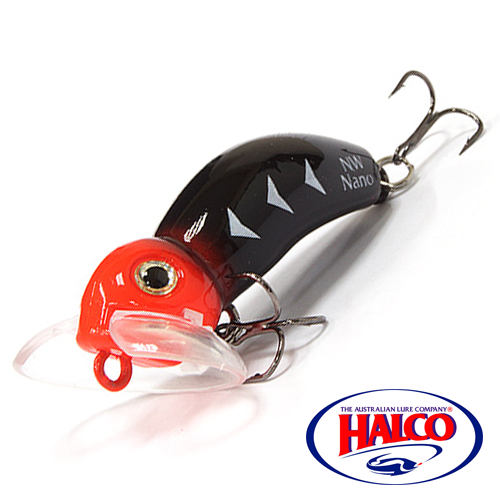 Night Walker Nano Воблер Halco Night Crawler Nano 3,5gr #H65