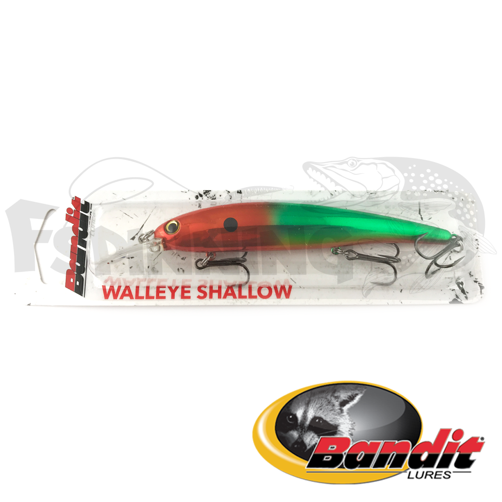 Walleye Shallow Воблер Bandit Walleye Shallow 17.5gr #B15