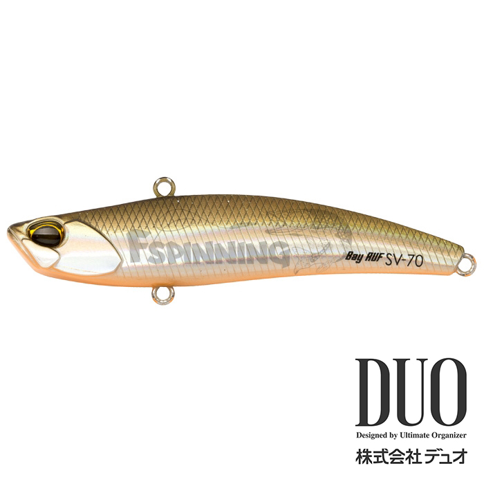 Воблер DUO Bay Ruf SV-80 15,0gr #ANA0147