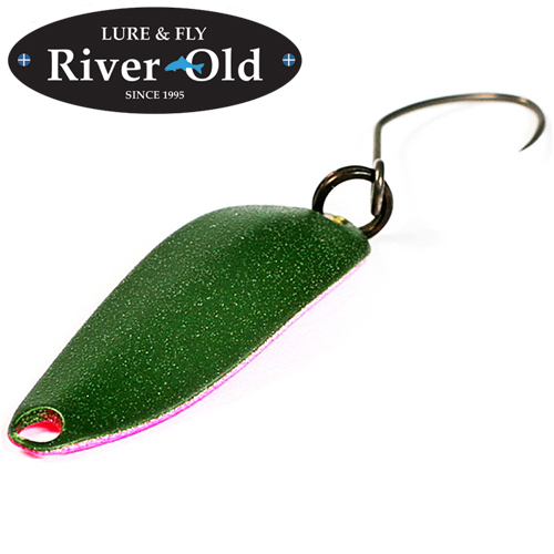 Блесна River Old Tournament SS Muddy Special 1,8gr/27mm #018