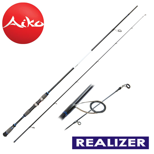 Спиннинг Aiko Realizer 2,44m/4-24gr REAL244ML