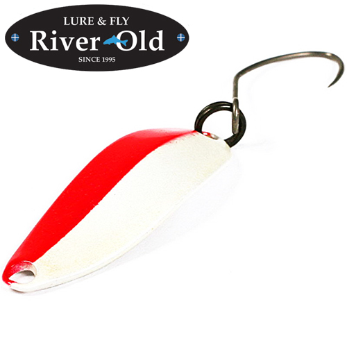 Блесна колебалка River Old Tournament Vespa SS 1,8gr/27mm #012