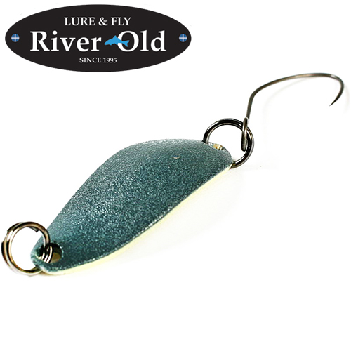 Блесна колебалка River Old Tournament Ultra Vespa II 1,5gr/21mm #008