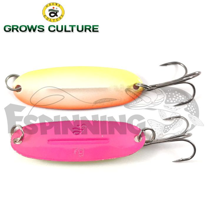 Блесна колебалка Grows Culture Jig Killer UV 7gr/57mm #042A