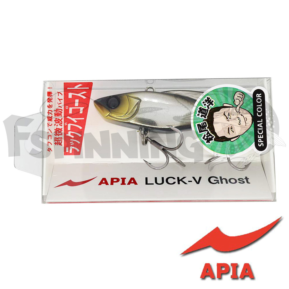 Luck-V Ghost Воблер Apia Luck-V Ghost 15gr #13