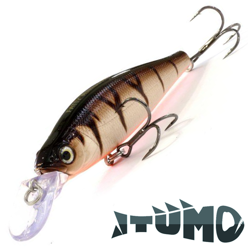 Воблер Itumo Fatty Minnow 90F 14,7gr #38