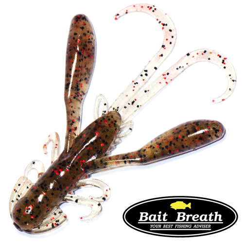 Мягкие приманки Bait Breath U30 Rush Craw 2'' #142 (8шт в уп)