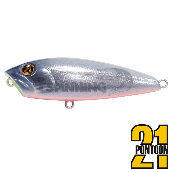 Воблер Pontoon21 BeatBull 55TW 4,1gr #721
