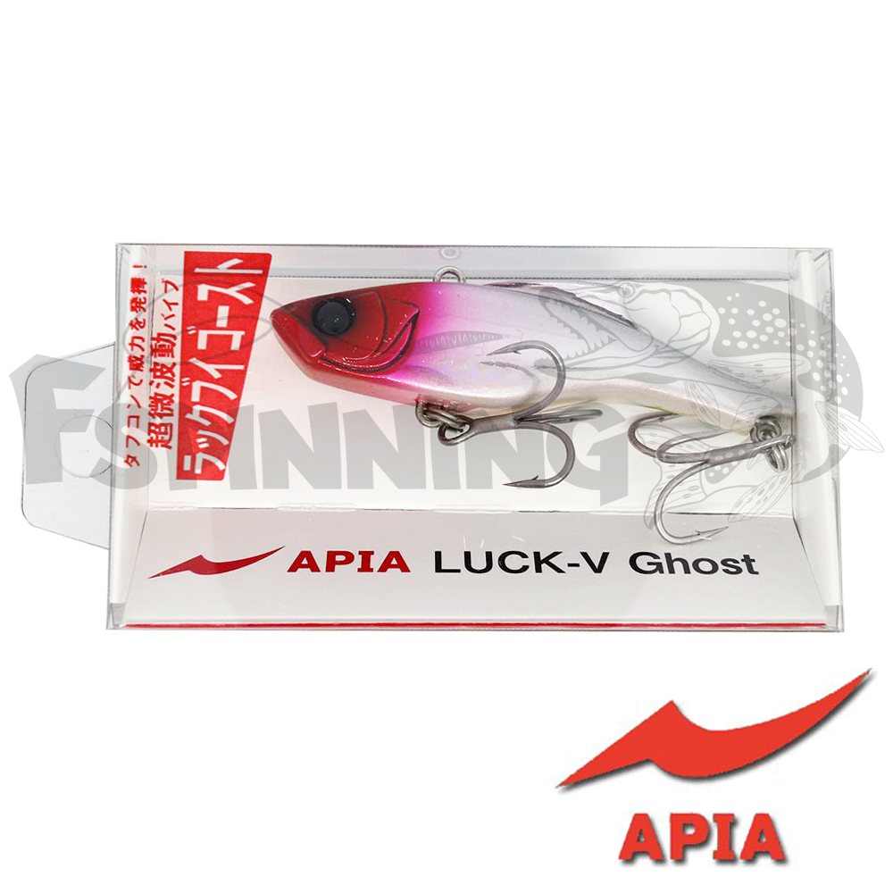 Luck-V Ghost Воблер Apia Luck-V Ghost 15gr #02