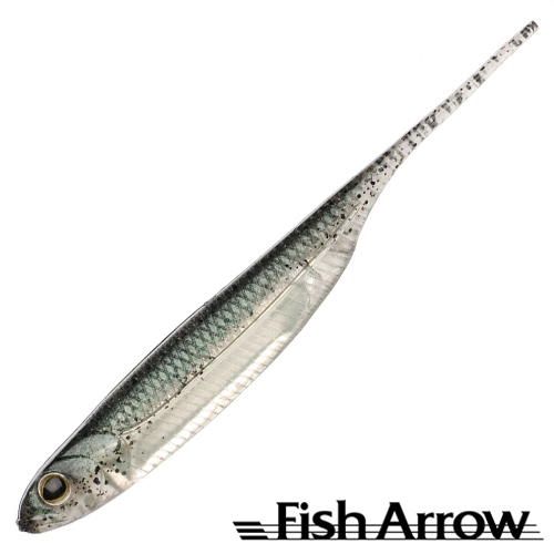 Fish Arrow Flash J 2'' #03 Neon Green/Silver (8 шт в уп)