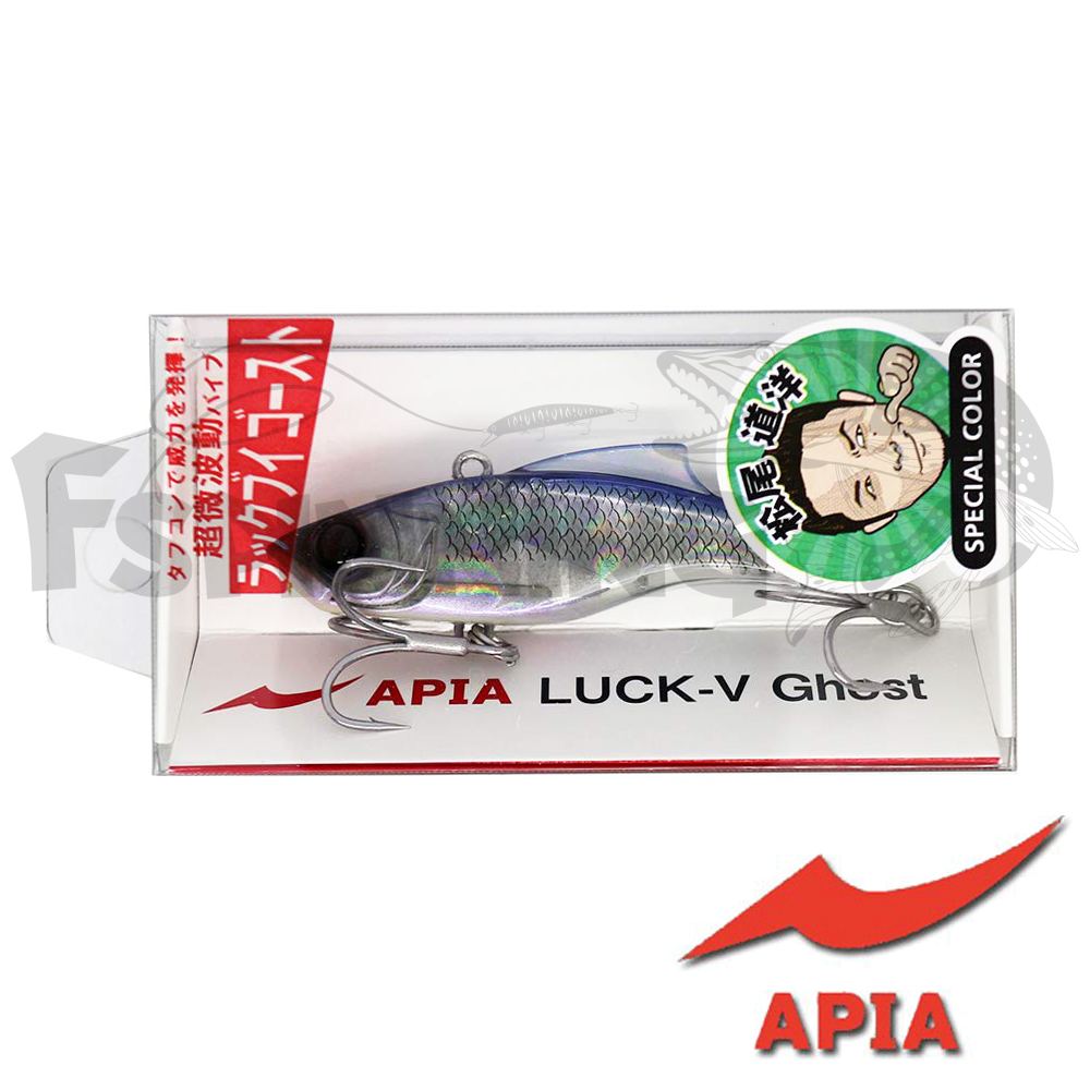 Luck-V Ghost Воблер Apia Luck-V Ghost 15gr #01