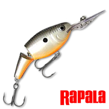 Jointed Shad Rap JSR05 Воблер RapaIa Jointed Shad Rap #JSR05-OPSD