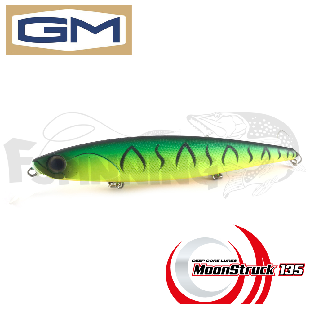 MoonStruck 135SP Воблер Golden Mean MoonStruck 135SP 25gr #02