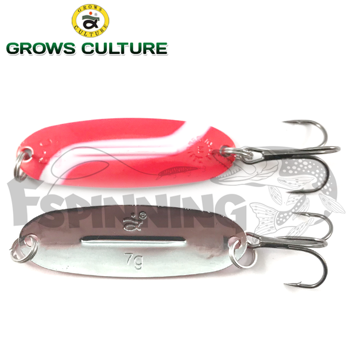 Блесна колебалка Grows Culture Jig Killer 7gr/57mm #020A