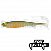 Slick Shad 110mm Мягкие приманки Fox Rage Slick Shad Bulk 110mm #hot olive (1шт в уп)
