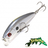 Mustang Minnow 60 MG-002A Воблер Strike Pro Mustang Minnow 60 5,8gr MG-002A#SM37F