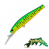 Solid Tail Deep 86F JS-254 Воблер Strike Pro Solid Tail Deep 86F 10,5gr JS-254#GC01S