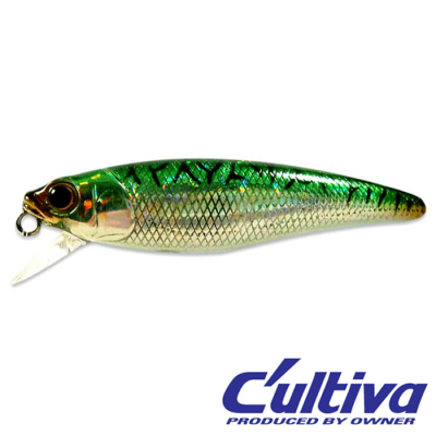 Rip'n Minnow 65SP Воблер Owner/C'ultiva Rip'n Minnow 65SP 6,0gr #04