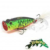 Pike Pop Mini 45 SH-002B Воблер Strike Pro Pike Pop Mini 45 4gr SH-002B#GC01S