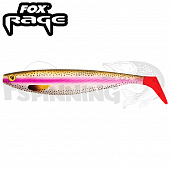 Rage Pro Shad Firetails II 5,5''/140mm Мягкие приманки Fox Rage Pro Shad Firetails II 5,5''/140mm #rainbow trout (1шт в уп)