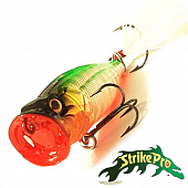Pike Pop Mini 45 SH-002B Воблер Strike Pro Pike Pop Mini 45 4,0gr SH-002B#A135G